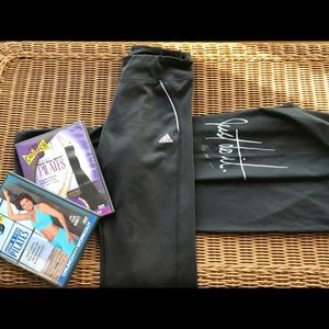 Fitness Package! Nike and Adidas leggings S&M